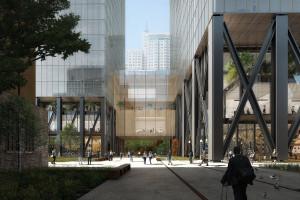 Skanska znów buduje wieże na Woli. Tym razem postawiła na międzynarodową kooperację architektów