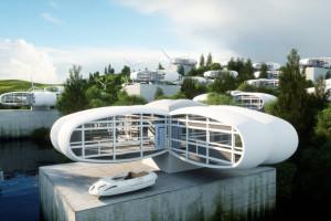 Modułowe budynki i samowystarczalne osiedla – tak będziemy żyć za 30 lat