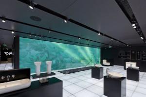TOP 10: Najefektowniejsze showroomy branży łazienkowej