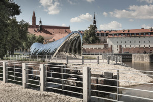 Achitektoniczna rzeźba Oskara Ziety nominowana do nagrody Miesa van der Rohe