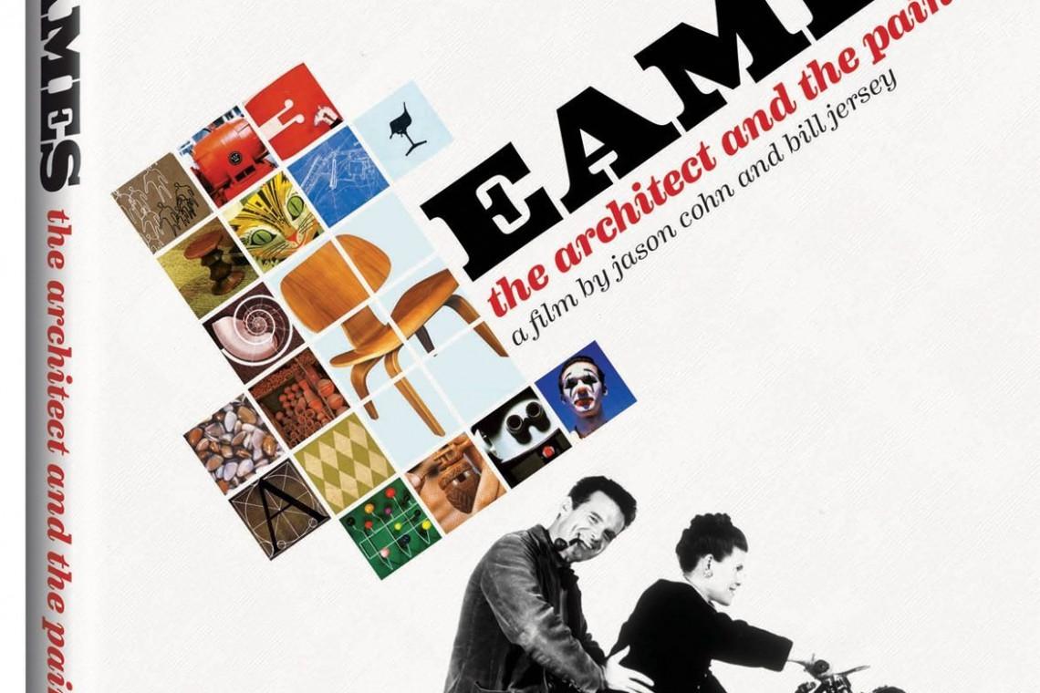 Eames: architekt i malarka. Dokument o ikonach amerykańskiego designu