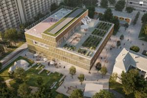 Wiemy, kto zaprojektuje nowe centrum kultury w Warszawie