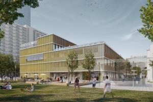 """Wiemy, kto zaprojektuje centrum kultury """"Twórcza Twarda"""" w Warszawie"""