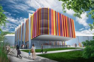 Budowa Ośrodka Ruczaj coraz bliżej