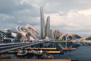 Tak będzie wyglądała nowa dzielnica w Moskwie. Za projektem stoją stararchitekci