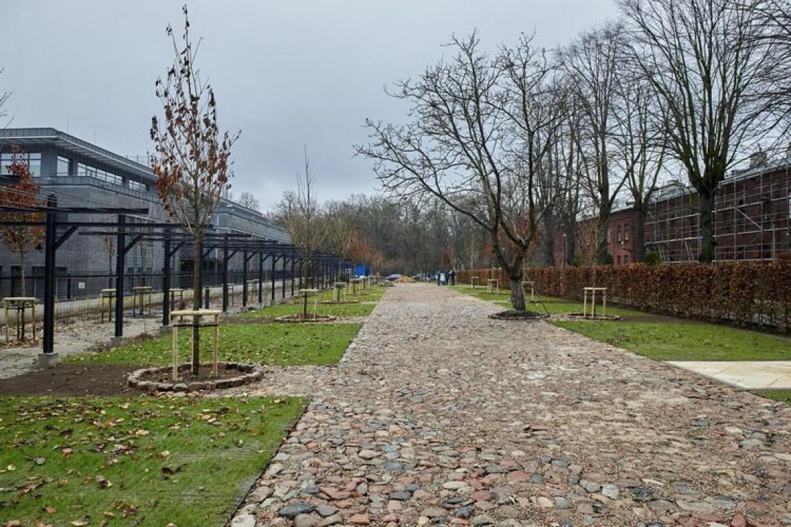 Na Księżym Młynie powstaje pierwszy zielony parking w Łodzi