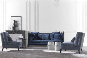 Gianfranco Ferré Home na przekór minimalizmowi