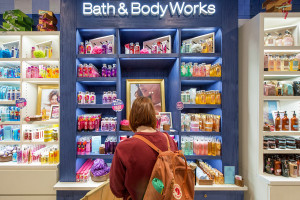Bath & Body Works z pierwszym w Małopolsce salonem według nowego konceptu
