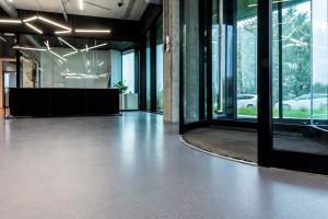 Biurowiec szkicu Medusa Group otwiera podwoje