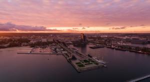 Nabrzeże Słowackiego w Porcie Gdynia startuje z rozbudową