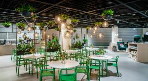Strefa Bistro i Cafe w IKEA Blue City - przez żołądek (i design) do serca