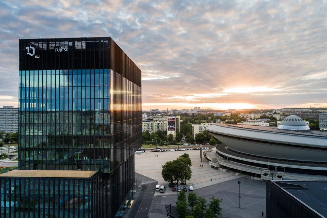TOP 5: Polskie biurowce, które zmieniły krajobraz miast
