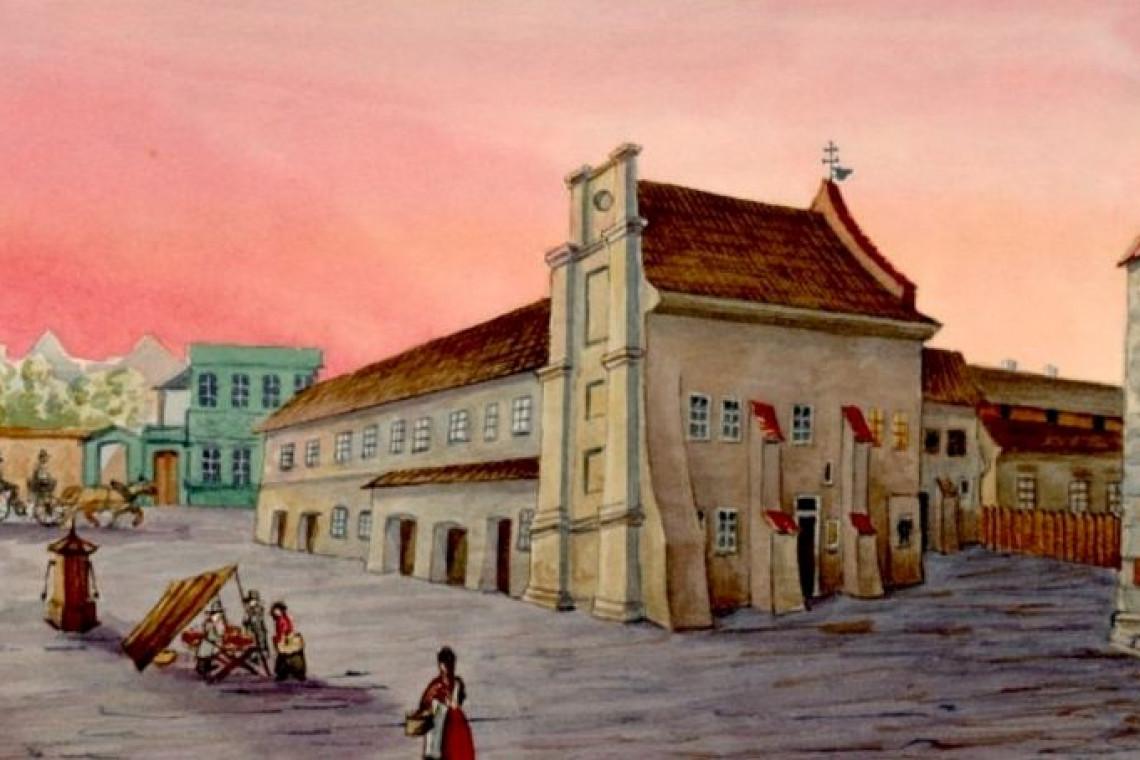 Kraków z niezwykłą makietą