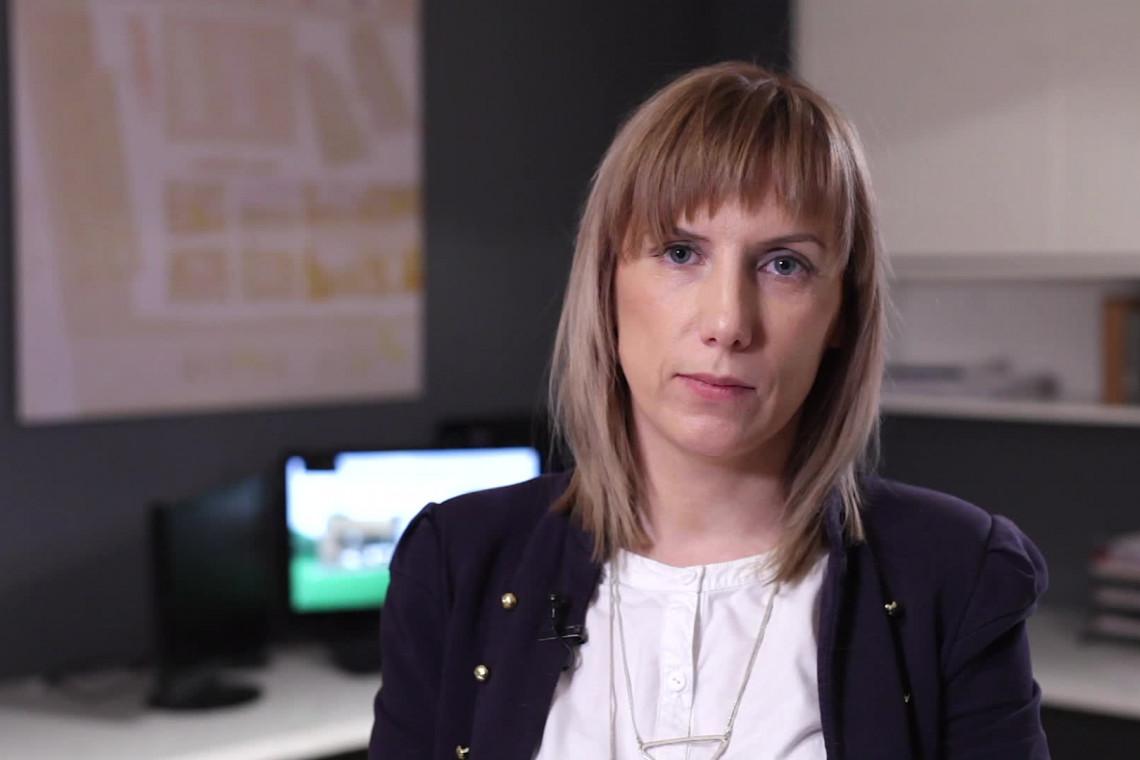 Agnieszka Buczkowska-Korlińska o smartdomach na Forum Dobrego Designu 2018