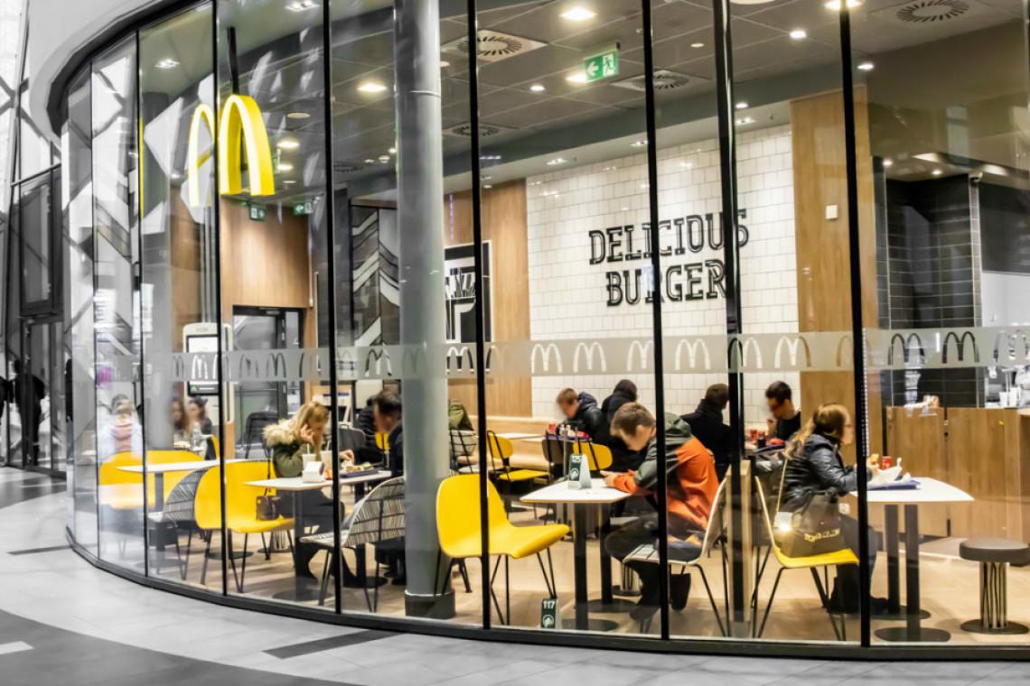 McDonald's w Avenidzie w nowej odsłonie