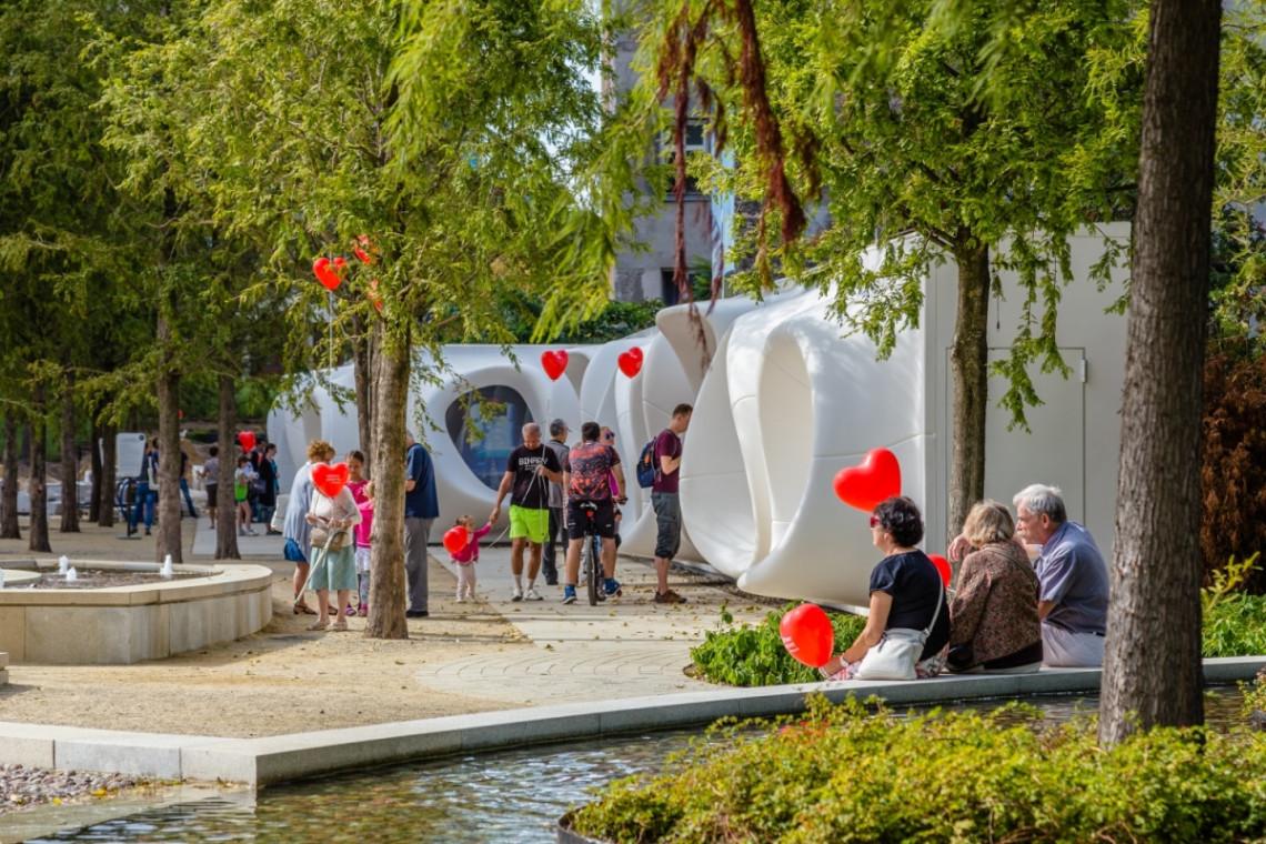 Wyjątkowa wystawa na placu Europejskim