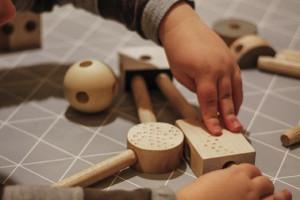 Hapti - zabawka dla zmysłów