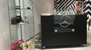 Concept Store Mercedesa wystartował w Posnanii