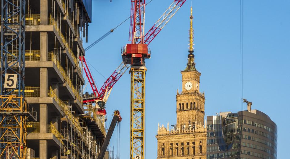 Tak rośnie najwyższy budynek w Polsce. Oto najnowsze zdjęcia z budowy Varso