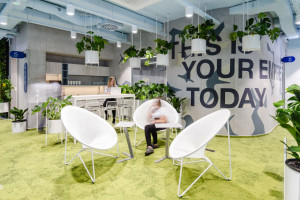 Biophilic vademecum - jak stworzyć zdrową przestrzeń pracy
