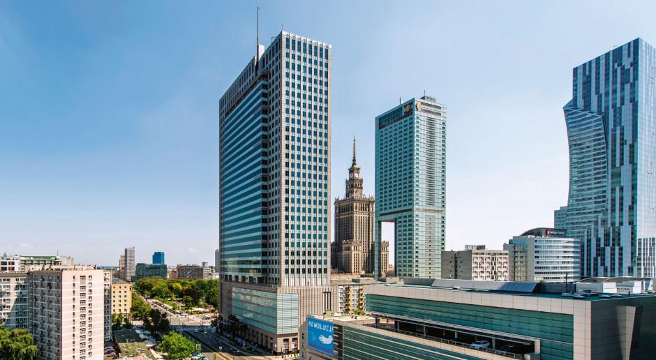 Zobacz, jak się zmienił Warsaw Financial Center