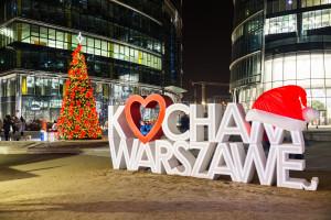 Zima na placu Europejskim: lodowisko, świąteczna iluminacja i wiele nowych atrakcji
