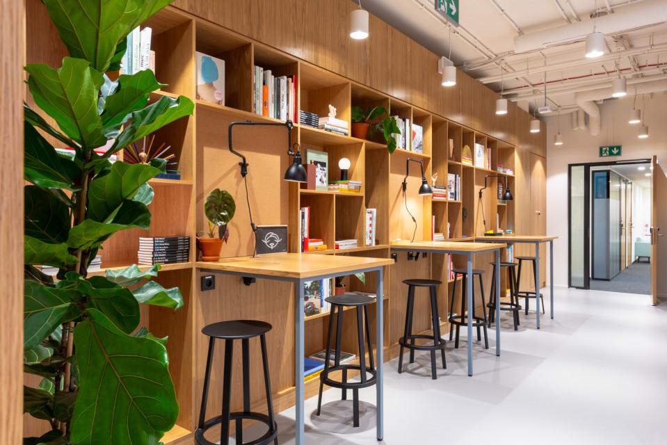 Pierwszy coworking Spaces w Polsce otworzył podwoje