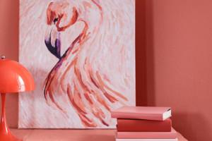 Flamingo kolorem roku 2019