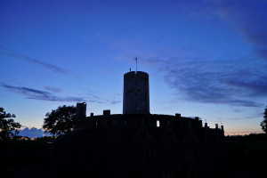 Badania architektoniczne wieży Twierdzy Wisłoujście