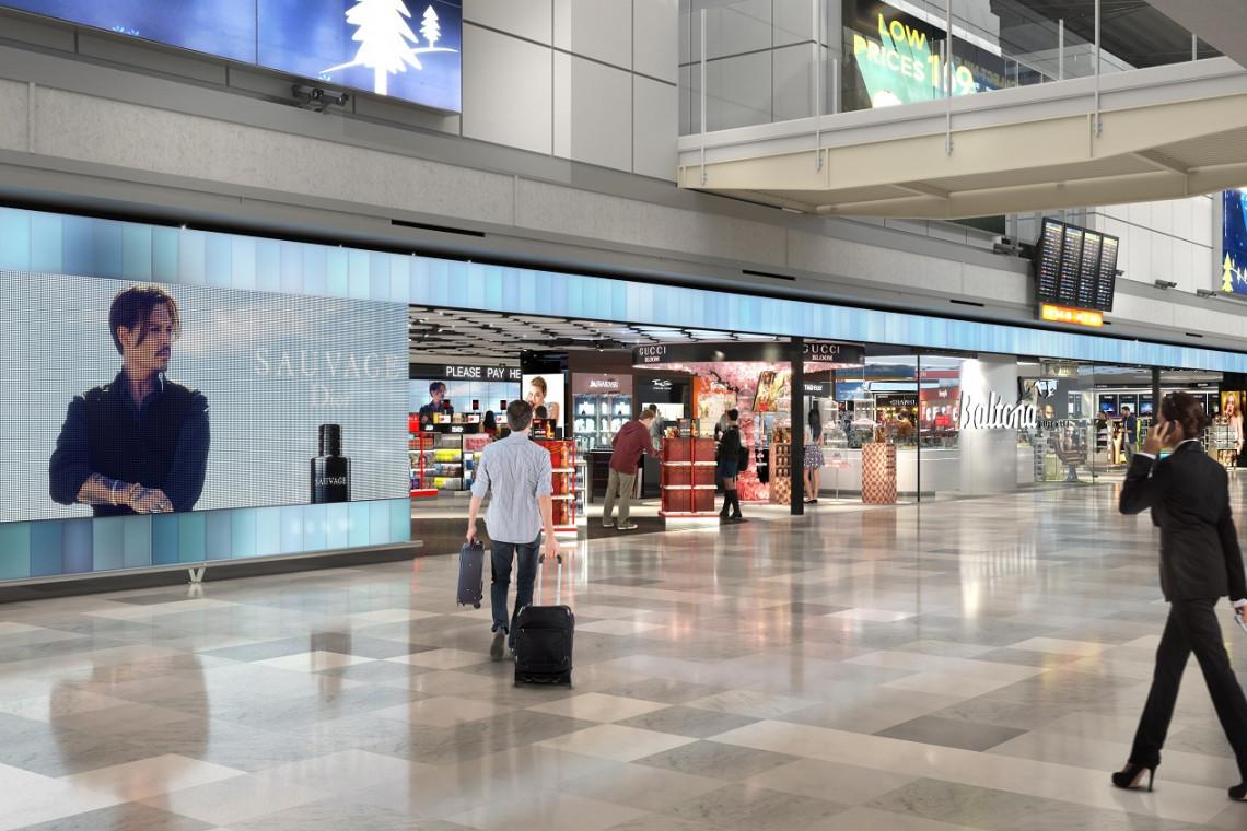 Baltona znów na Okęciu. Za nową odsłoną lotniskowych wnętrz stoi międzynarodowy zespół