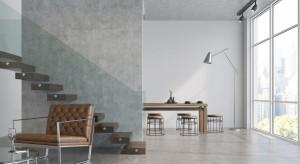 5 nieoczywistych zastosowań betonu we wnętrzach
