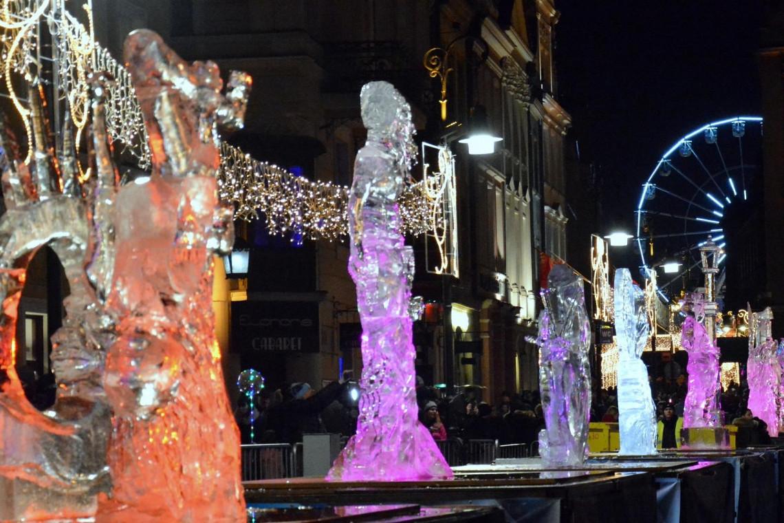 Znamy zwycięzców Festiwalu Rzeźby Lodowej