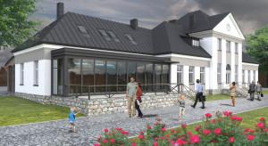 Renowacja dworca PKP w Wiśle dobiega końca