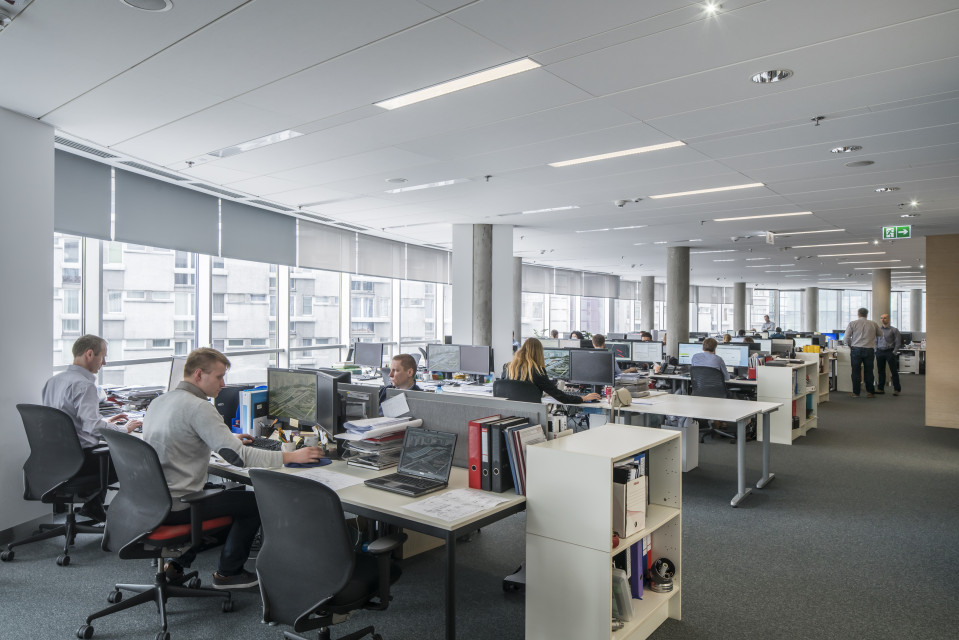 Open space może być cichszy i bardziej komfortowy