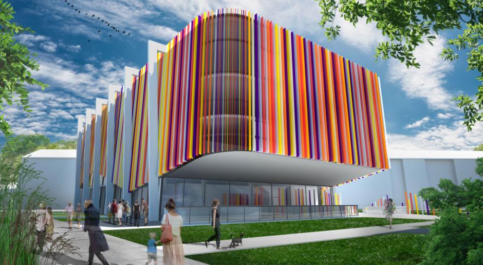Budowa Ośrodka Ruczaj z zielonym światłem