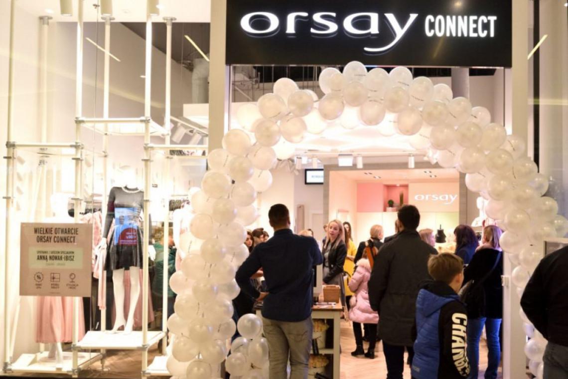 Wielki debiut konceptu Orsay Connect