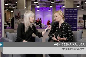 Agnieszka Kałuża o roli oświetlenia we wnętrzach