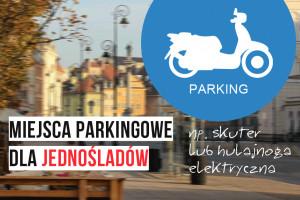 Czy powstaną miejsca parkingowe dla rowerów?