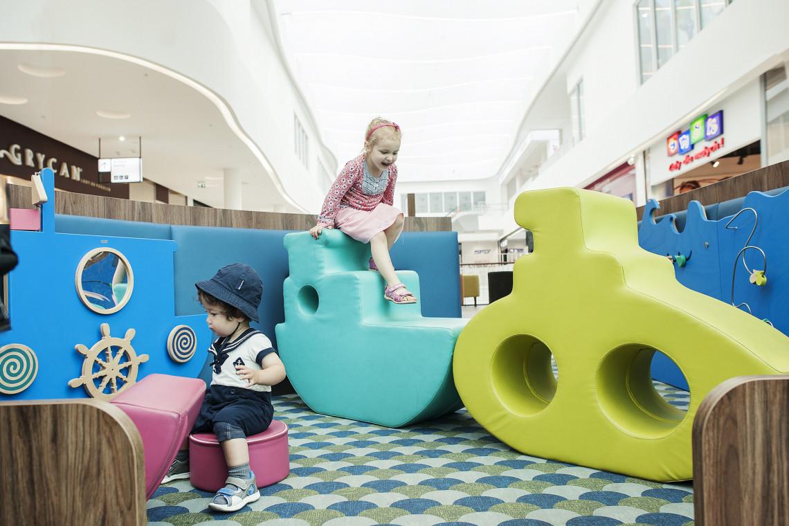Totutam – wystartowała nowa marka stref zabaw dla dzieci