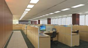 Efektywne oświetlenie w biurze – jak stworzyć przyjazne miejsce do pracy?