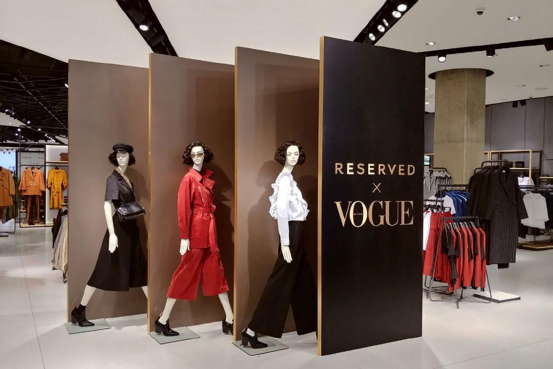 LPP podsumowuje rok na Oxford Street i zapowiada współpracę z Vogue