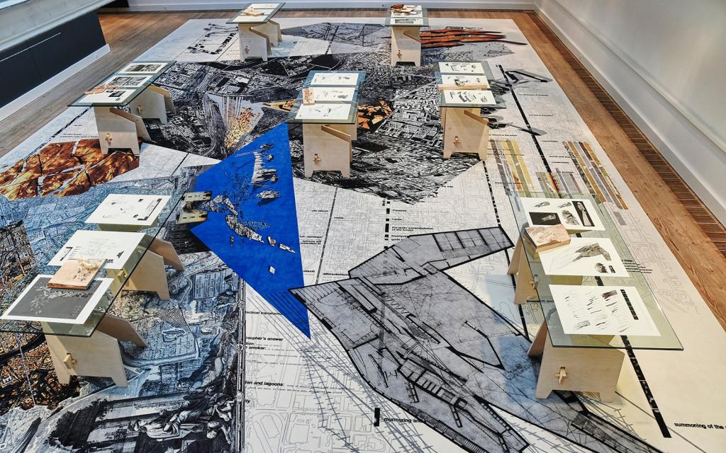 Duński design w przestrzeniach sztuki