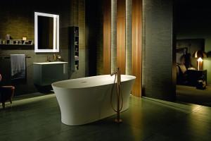 Philippe Starck i minimalistyczna kolekcja do łazienki