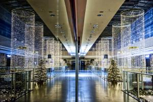 TOP: Galerie handlowe rozbłysły na święta. Oto najpiękniejsze iluminacje!