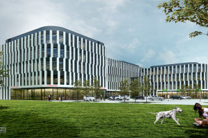 Ostrowscy Architekci zaprojektowali, a Eiffage Polska Budownictwo zbuduje nowy biurowiec w Katowicach