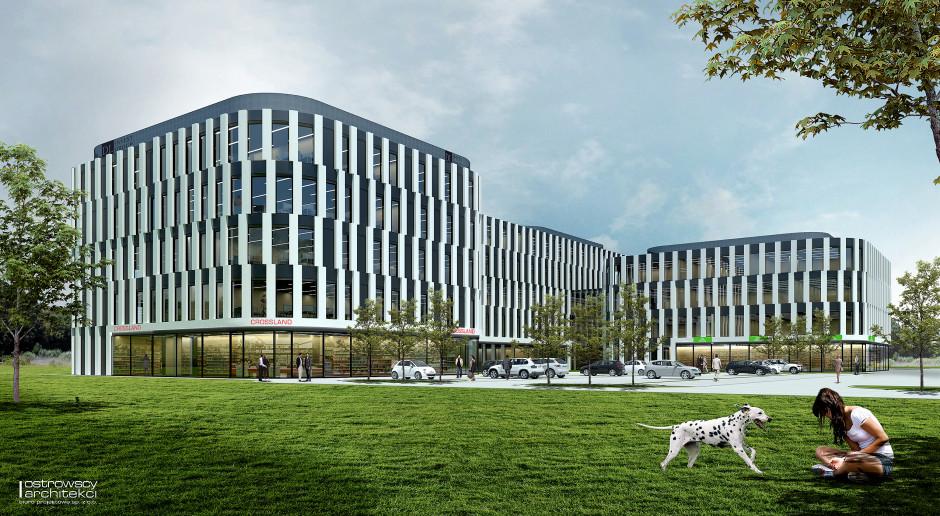 Nowy biurowiec w Katowicach już z wykonawcą. To projekt Ostrowscy Architekci
