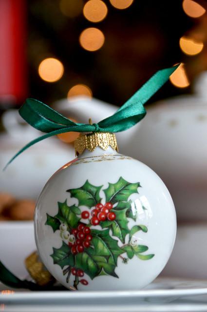 Ćmielowska porcelana w świątecznej odsłonie