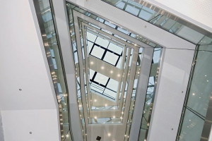 Oto jedna z najnowszych inwestycji biurowych w Gliwicach. To projekt ArKuS