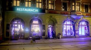 Hotel Diament z restauracją w stylu eklektycznym