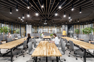 Tak się pracuje! TOP przestrzeni biurowych 2018 roku